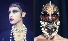 Pat McGrath editorial look